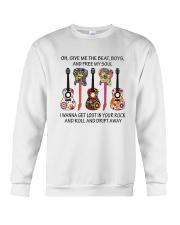 Give Me The Beat Boys D01152 Crewneck Sweatshirt thumbnail