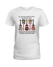 Give Me The Beat Boys D01152 Ladies T-Shirt thumbnail