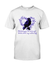 Blackbird Singing D01090 Classic T-Shirt front