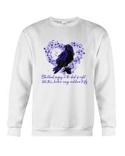 Blackbird Singing D01090 Crewneck Sweatshirt thumbnail