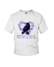 Blackbird Singing D01090 Youth T-Shirt thumbnail