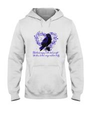 Blackbird Singing D01090 Hooded Sweatshirt thumbnail