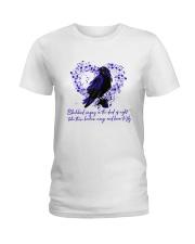 Blackbird Singing D01090 Ladies T-Shirt thumbnail
