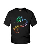 All You Need Is Love A0017  Youth T-Shirt thumbnail