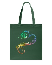 All You Need Is Love A0017  Tote Bag thumbnail