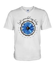 I Got A Peaceful Easy Feeling D0627 V-Neck T-Shirt thumbnail