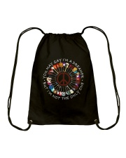 You May Say I Am A Dreamer A0203 Drawstring Bag thumbnail