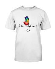 Imagine D01134 Classic T-Shirt front