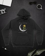 Let Me See What Spring D0828 Hooded Sweatshirt lifestyle-unisex-hoodie-front-9