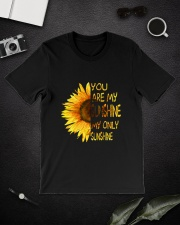 You Are My Sun Shine D01062 Classic T-Shirt lifestyle-mens-crewneck-front-16
