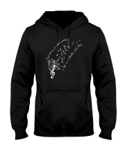 And Let Me See What Spring D0835 Hooded Sweatshirt front