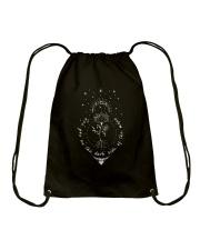 See You On The Dark Side D0740 Drawstring Bag thumbnail