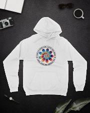 She Is A Good Girl Hooded Sweatshirt lifestyle-unisex-hoodie-front-9