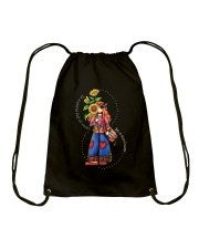 Be A Sunflower Drawstring Bag thumbnail