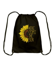 Here Come The Sun A0110 Drawstring Bag thumbnail