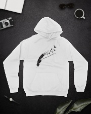 Take These Broken Wings A0191 Hooded Sweatshirt lifestyle-unisex-hoodie-front-9