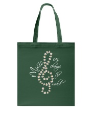 Music Can Change The World D0753 Tote Bag thumbnail