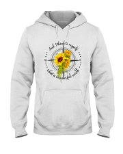 And I Think To Myself D0591 Hooded Sweatshirt tile