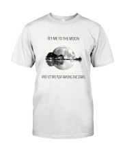 FLy Me To The Moon D0751A Classic T-Shirt thumbnail
