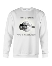 FLy Me To The Moon D0751A Crewneck Sweatshirt thumbnail