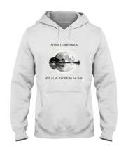 FLy Me To The Moon D0751A Hooded Sweatshirt thumbnail