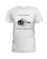 FLy Me To The Moon D0751A Ladies T-Shirt thumbnail