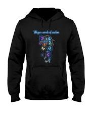 Whisper Words Of Wisdom Let It Be D02 Hooded Sweatshirt front