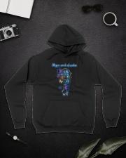 Whisper Words Of Wisdom Let It Be D02 Hooded Sweatshirt lifestyle-unisex-hoodie-front-9