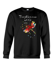 There Will Be An Answer D0474 Crewneck Sweatshirt thumbnail
