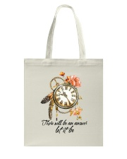 There Will Be An Answer D01079 Tote Bag thumbnail