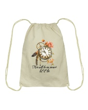 There Will Be An Answer D01079 Drawstring Bag thumbnail
