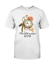 There Will Be An Answer D01079 Classic T-Shirt front