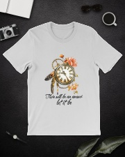 There Will Be An Answer D01079 Classic T-Shirt lifestyle-mens-crewneck-front-16