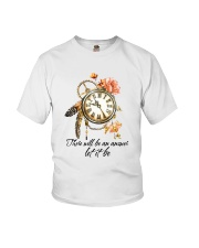 There Will Be An Answer D01079 Youth T-Shirt thumbnail
