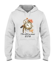 There Will Be An Answer D01079 Hooded Sweatshirt thumbnail