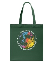 Fly Me To The Moon D0927 Tote Bag thumbnail
