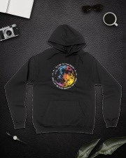 Fly Me To The Moon D0927 Hooded Sweatshirt lifestyle-unisex-hoodie-front-9