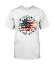 What A Wonderful World Classic T-Shirt thumbnail