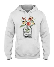 I Must Have Flowers Always And Always Hippie D0088 Hooded Sweatshirt front