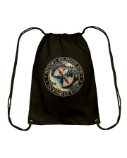 Freedom's Just Another Word Drawstring Bag thumbnail