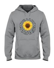 Imagine D01344 Hooded Sweatshirt front