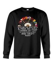 Give Me The Beat And Boys  Crewneck Sweatshirt thumbnail