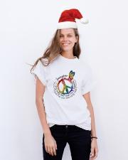 Imagine D01181 Classic T-Shirt lifestyle-holiday-crewneck-front-1