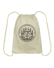 You Belong Somewhere You Feel Frees A0206 Drawstring Bag thumbnail