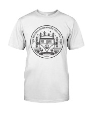 You Belong Somewhere You Feel Frees A0206 Classic T-Shirt thumbnail