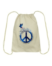 And I Think To Myself D01109 Drawstring Bag tile