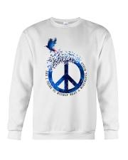 And I Think To Myself D01109 Crewneck Sweatshirt thumbnail