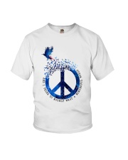 And I Think To Myself D01109 Youth T-Shirt thumbnail