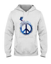 And I Think To Myself D01109 Hooded Sweatshirt thumbnail
