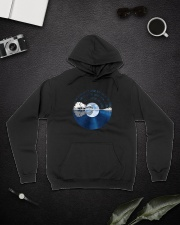 Fly Me To The Moon D0933 Hooded Sweatshirt lifestyle-unisex-hoodie-front-9